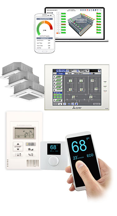 Types Of HVAC Control Systems